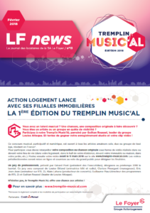 LF News N°13 - février 2018